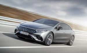 Mercedes-AMG EQS 53 4MATIC+, debuta el primer AMG 100% eléctrico