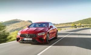 Mercedes-AMG GT 63 S E Performance, debuta el primer AMG híbrido enchufable