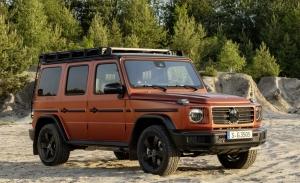 Mercedes Clase G PROFESSIONAL Line, más todoterreno y más lujoso
