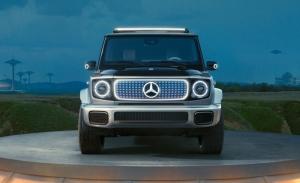 Mercedes Concept EQG, el anticipo del futuro Clase G eléctrico