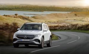 Debuta el nuevo Mercedes EQB 2022 para Europa, un SUV eléctrico con hasta 7 plazas
