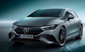 Mercedes EQE, la berlina eléctrica temida por Tesla llega con hasta 660 km de autonomía