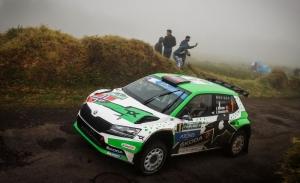 Mikkelsen gana el Rally de Azores con Sordo segundo y Llanera tercero