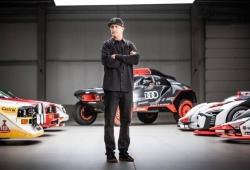 Ken Block llega a Audi para liderar proyectos de movilidad eléctrica exclusivos
