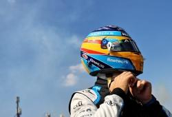 El objetivo de Alonso y Alpine en Sochi: «Consolidar el quinto en Constructores»