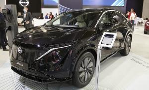 El nuevo Nissan Ariya, un SUV eléctrico, debuta en el Automobile Barcelona 2021