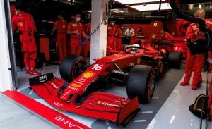 El nuevo motor de Ferrari, «un avance significativo en la parte híbrida»