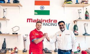 Oliver Rowland se une al equipo Mahindra Racing de Fórmula E
