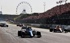 GP Países Bajos F1 2021: así queda la parrilla tras las sanciones