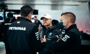 Sanción táctica de Bottas para frenar a Verstappen, que deja así la parrilla