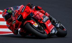 Pecco Bagnaia cierra su semana mágica con victoria en el GP de San Marino