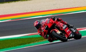 Pecco Bagnaia, poleman del GP de San Marino en un Misano muy ducatista