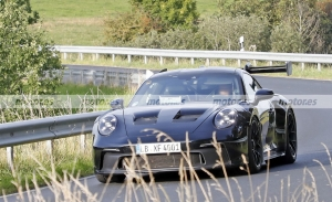 El nuevo Porsche 911 GT3 RS 2022 muestra su agresividad con lujo de detalle