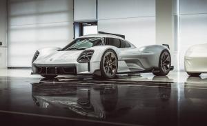 El Porsche 919 Street presentado por primera vez en público