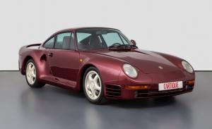 A la venta uno de los escasos prototipos supervivientes del Porsche 959