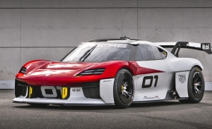Porsche Mission R, el futuro de la automoción es 100% eléctrico
