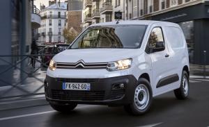 Citroën ë-Berlingo Van, la esperada furgoneta eléctrica llega a España