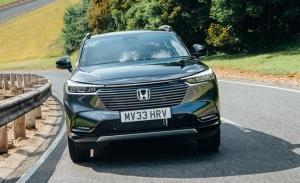 Todos los precios y gama del nuevo Honda HR-V e:HEV con mecánica híbrida