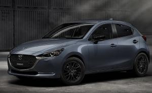 Mazda2 Homura, precio y equipamiento de la edición especial del utilitario japonés