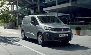 El nuevo Peugeot e-Partner ya tiene precio e inicia su comercialización en España