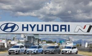Probamos toda la gama N de Hyundai en el circuito del Jarama (Con vídeo)
