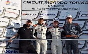 Racing Weekend Cheste, Ogaard da dos victorias a Campos Racing
