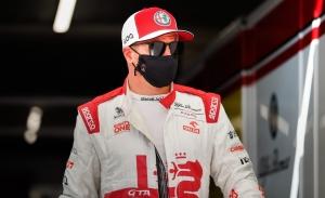 Räikkönen, positivo por COVID; Kubica le sustituye en Zandvoort