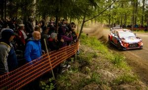 El Rally de Finlandia asegura su presencia en el WRC en 2022 y 2023