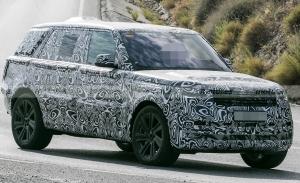 El desarrollo del nuevo Range Rover 2022 sigue adelante en el sur de Europa
