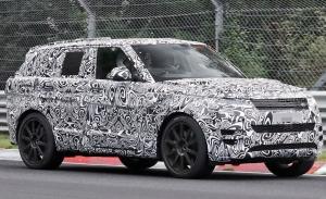 El nuevo Range Rover Sport SVR pierde camuflaje y quedan a la vista más detalles