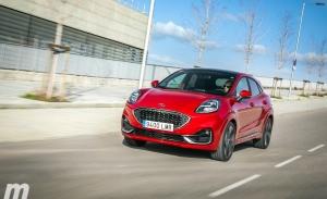 Reino Unido -  Agosto 2021: El Ford Puma lidera en el ranking