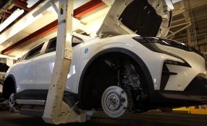 La versión básica del nuevo Renault Mégane E-Tech Electric al descubierto