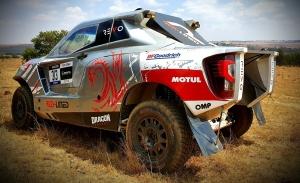 El REVO T1.1 4x4 de Red-Lined Motorsport debutará en Sudáfrica