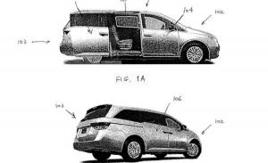 Filtradas las imágenes de patente de un misterioso monovolumen de Rivian Automotive