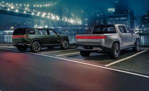 Los modelos de Rivian se sitúan a la cabeza del mercado por su autonomía récord