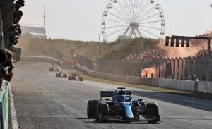 Ross Brawn: «Fernando Alonso fue el piloto del día, no Pérez»