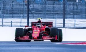 Sainz acaricia su primera pole en F1: «¿Por qué no adelantar a Norris en la salida?»
