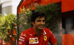 Sainz vive su primer GP en Monza con Ferrari: «Va a ser increíble»