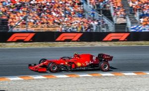Sainz se redime en Zandvoort: «Una de las clasificaciones más duras de mi carrera»