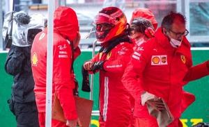 Sainz sugiere compensar con una doble carrera en Spa en 2022