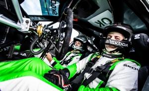 Skoda Motorsport brinda su apoyo a Dominik Stritesky en su salto al WRC