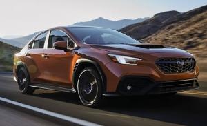 Subaru WRX 2022, el icono automovilístico japonés se renueva por completo