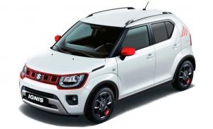 Suzuki Ignis Red&White, un plus de exclusividad junto a un gran equipamiento