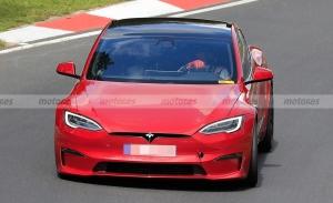 ¡Nuevo récord! El Tesla Model S Plaid pulveriza el crono en Nürburgring