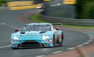 TF Sport quiere una entrada Pro con un Aston Martin en Le Mans 2022