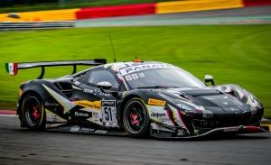 Un total de 44 vehículos GT3 se dan cita en las 3 Horas de Nürburgring