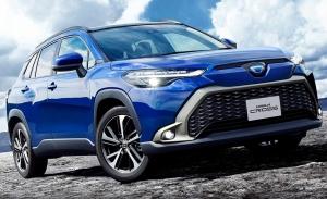 Toyota Corolla Cross 2022, el nuevo SUV compacto híbrido aterriza en Japón