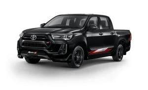 El Toyota Hilux GR Sport se estrena en Tailandia con el sello de Gazoo Racing