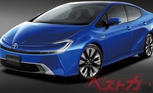Toyota Prius 2023, la quinta generación del icónico híbrido apostará por el hidrógeno