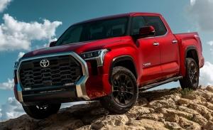 Toyota Tundra 2022, renovación total para un pick-up que ha sido electrificado